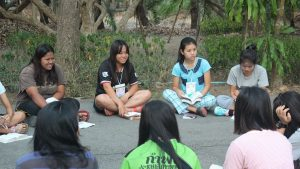 Morning Group devotion
