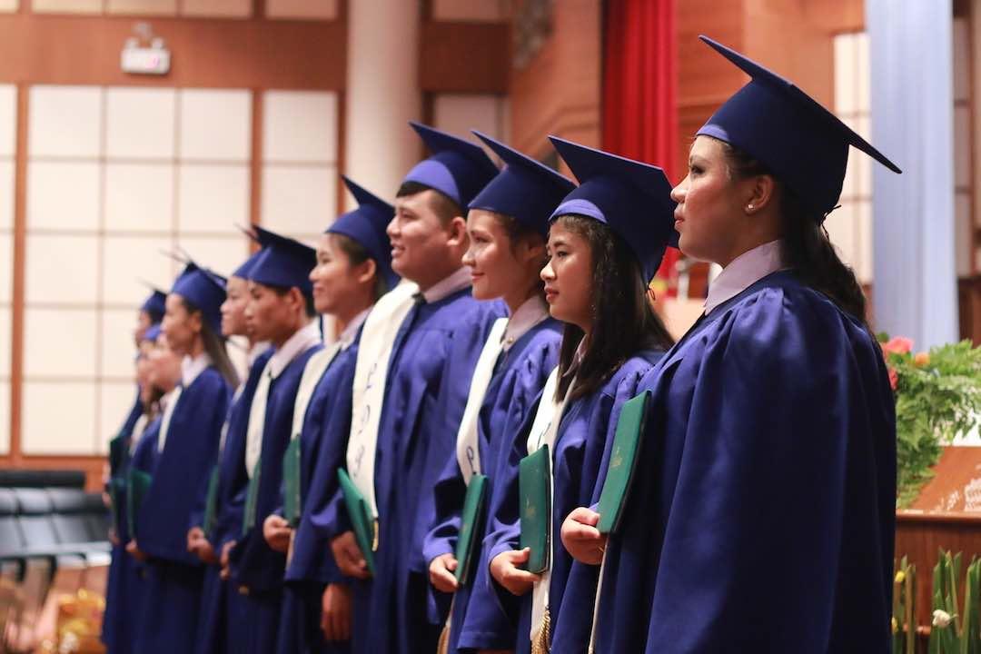 พิธีจบนักศึกษา LDP รุ่นที่ 11  2016